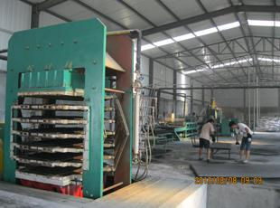 PEF high foaming line